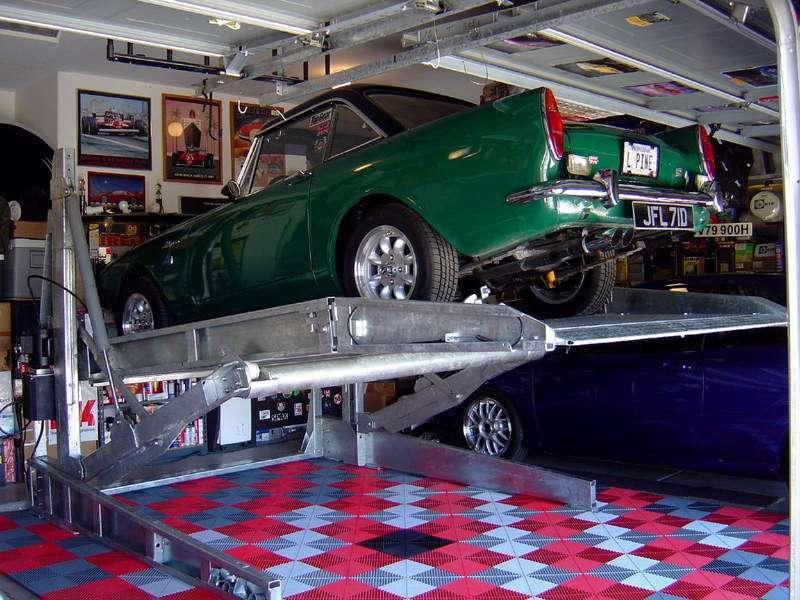 Garage storage lift recommendations lotustalk the lotus cars garage storage lift recommendations lotustalk the lotus cars community solutioingenieria Images